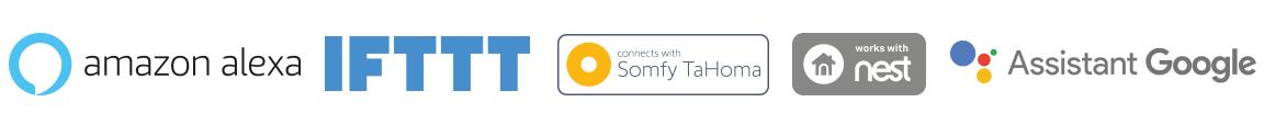 Compatibilité Somfy Protect
