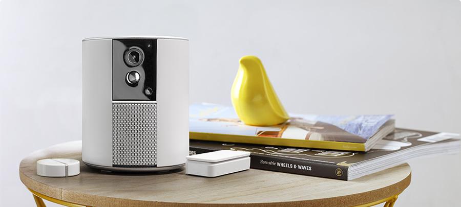 Somfy One+, design et élégance.