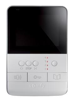 visiophone v100 visiophone avec moniteur int rieur et sa. Black Bedroom Furniture Sets. Home Design Ideas