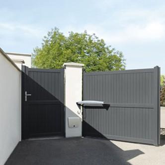 moteur de portail exavia 500 somfy domotique portail et porte de garage motorisation exavia 500. Black Bedroom Furniture Sets. Home Design Ideas