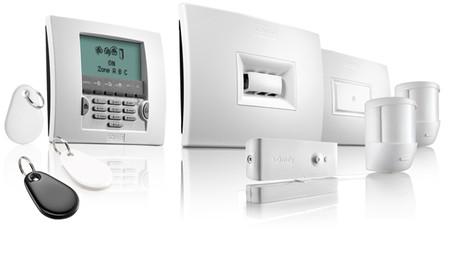 alarme maison sans fil somfy syst me d 39 alarme sans fil pour la maison. Black Bedroom Furniture Sets. Home Design Ideas