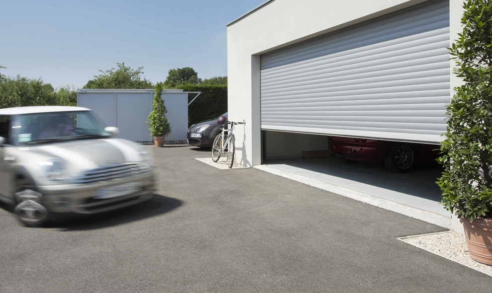 Motorisation porte garage somfy solution - Motorisation porte garage somfy ...