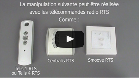 Programmation Somfy Telis rts - SlideShare
