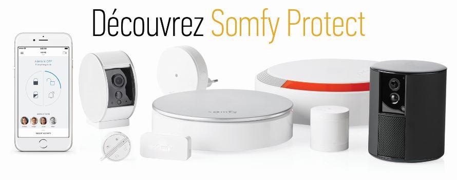 syst me d 39 alarme pack somfy home alarm somfy protect. Black Bedroom Furniture Sets. Home Design Ideas