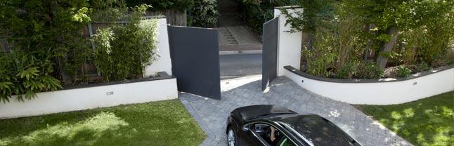 quelle motorisation de portail choisir. Black Bedroom Furniture Sets. Home Design Ideas